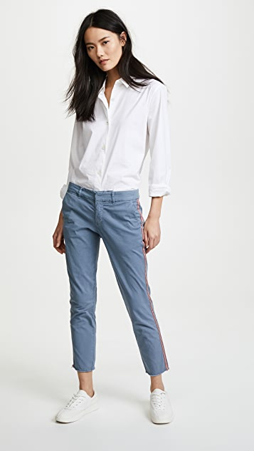 Nili Lotan East Hampton Pants with Tape