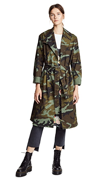 Nili Lotan Farrow Coat