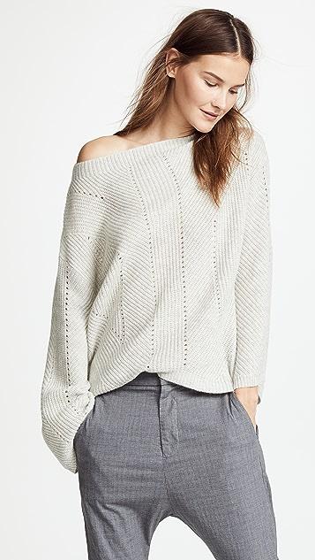 Nili Lotan Leyton Cashmere Sweater