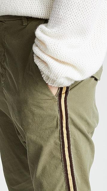 Nili Lotan Paris 镶边裤子