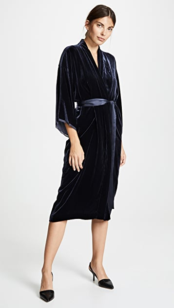 Nili Lotan Rey Kimono Dress