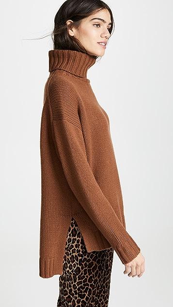Nili Lotan Brently Cashmere Sweater