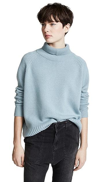Nili Lotan Mariah Cashmere Sweater