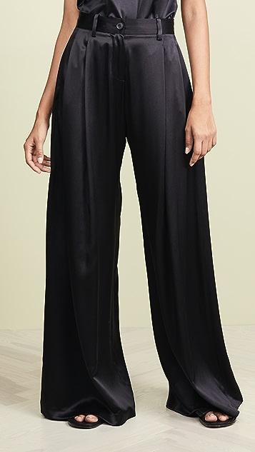 Nili Lotan Brixton Pants - Black