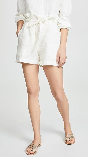 Nili Lotan Mora Shorts