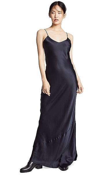 Nili Lotan Вечернее платье в стиле майки