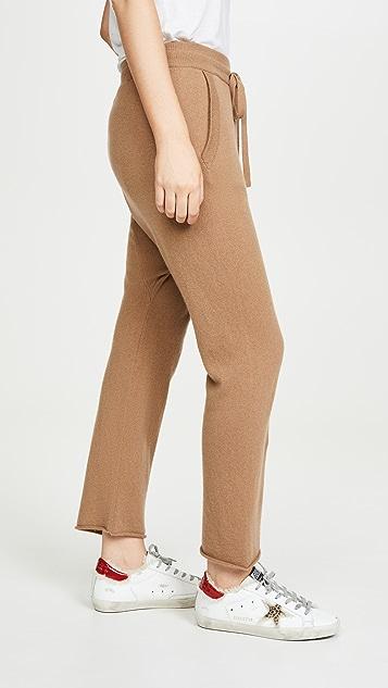 Nili Lotan Кашемировые спортивные брюки Luna