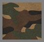 Green Camouflage Print