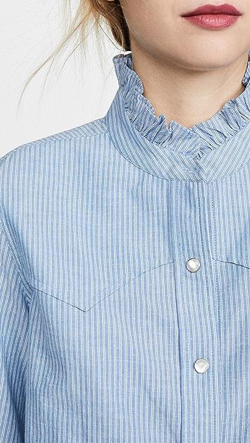 Nili Lotan Lissa Shirt