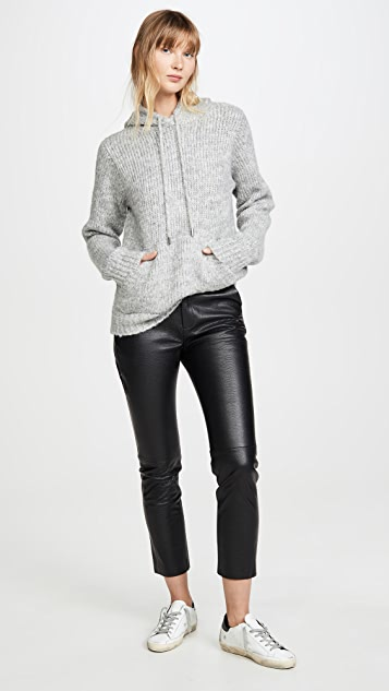 Nili Lotan Montauk Leather Pants