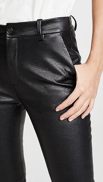 Nili Lotan Montauk 皮裤