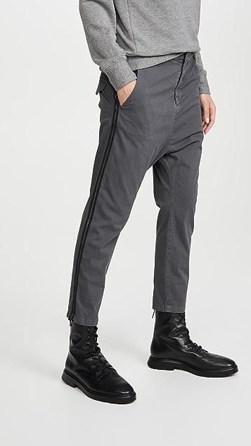 Nili Lotan Paris 双织带长裤
