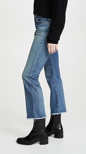 Nili Lotan 男孩风牛仔裤