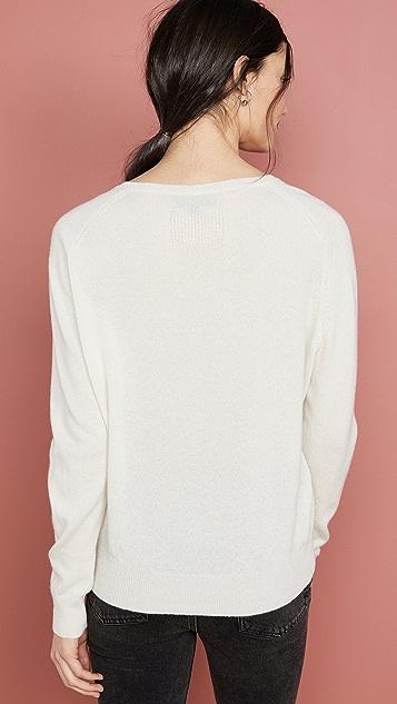 Nili Lotan Cashmere Ashbury Sweater