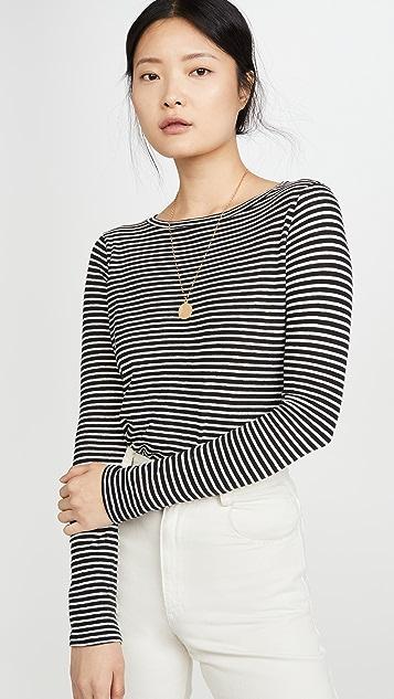 Nili Lotan 长袖衬衣