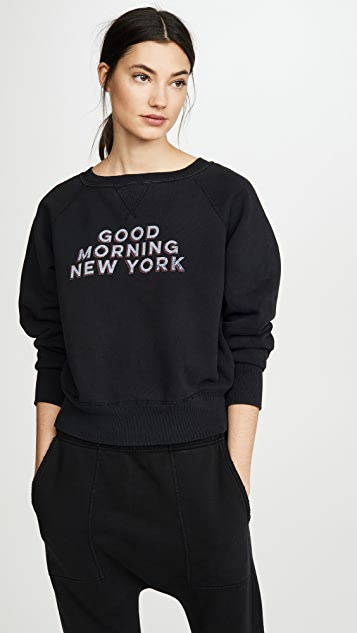 Nili Lotan Good Morning New York Pullover
