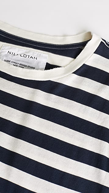 Nili Lotan Brady T 恤