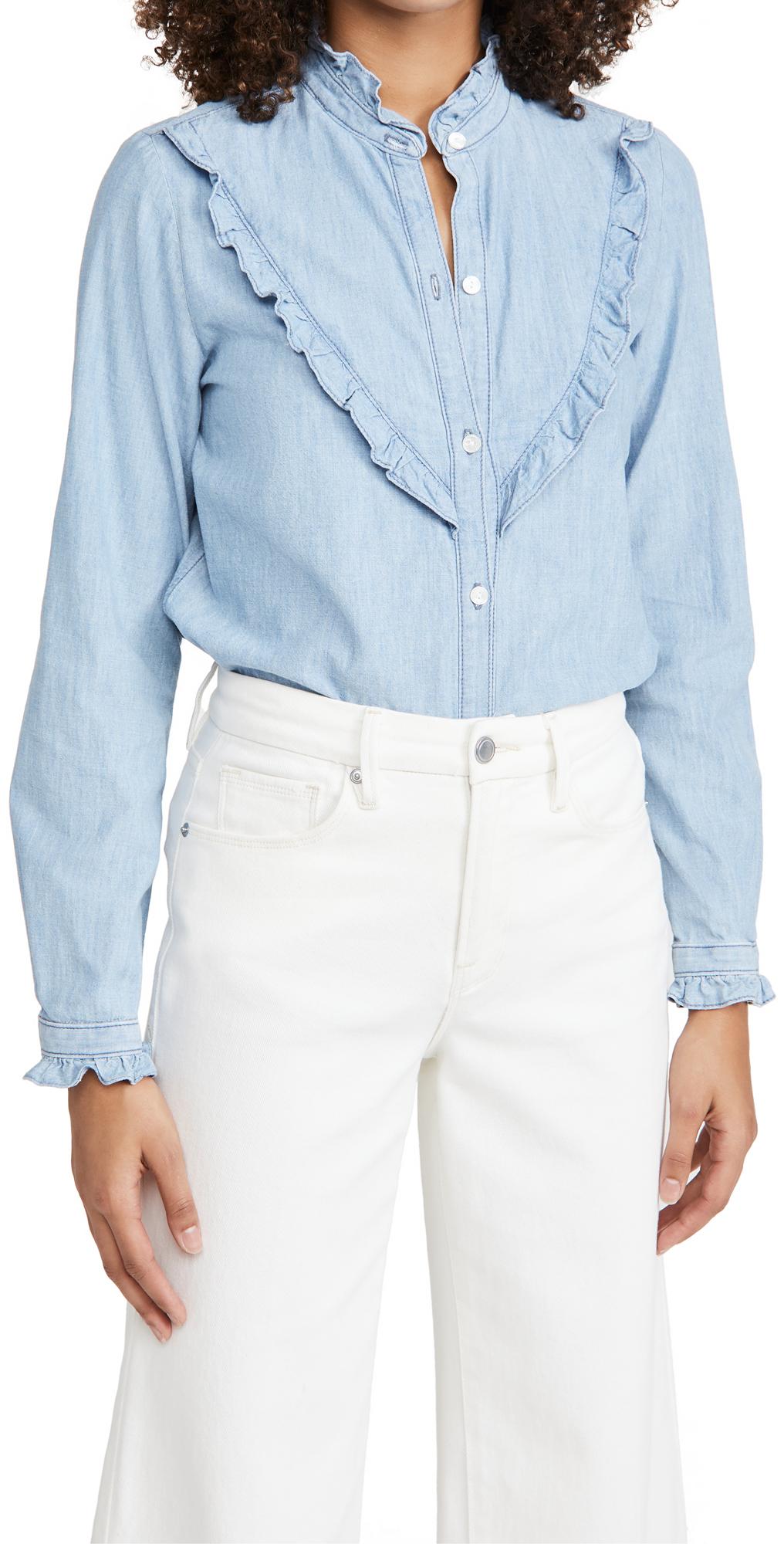 Nili Lotan Marcela Shirt