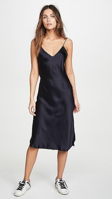 Nili Lotan Короткое платье без рукавов