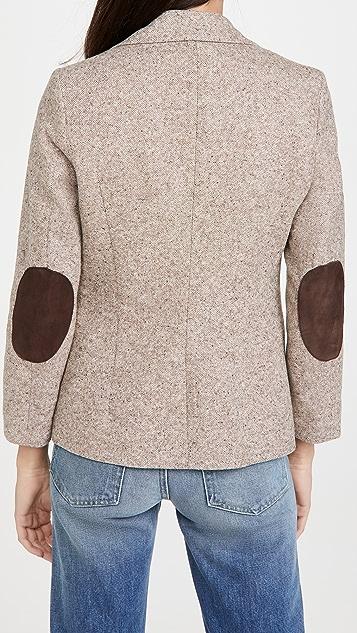 Nili Lotan Humphrey 肘部贴片夹克