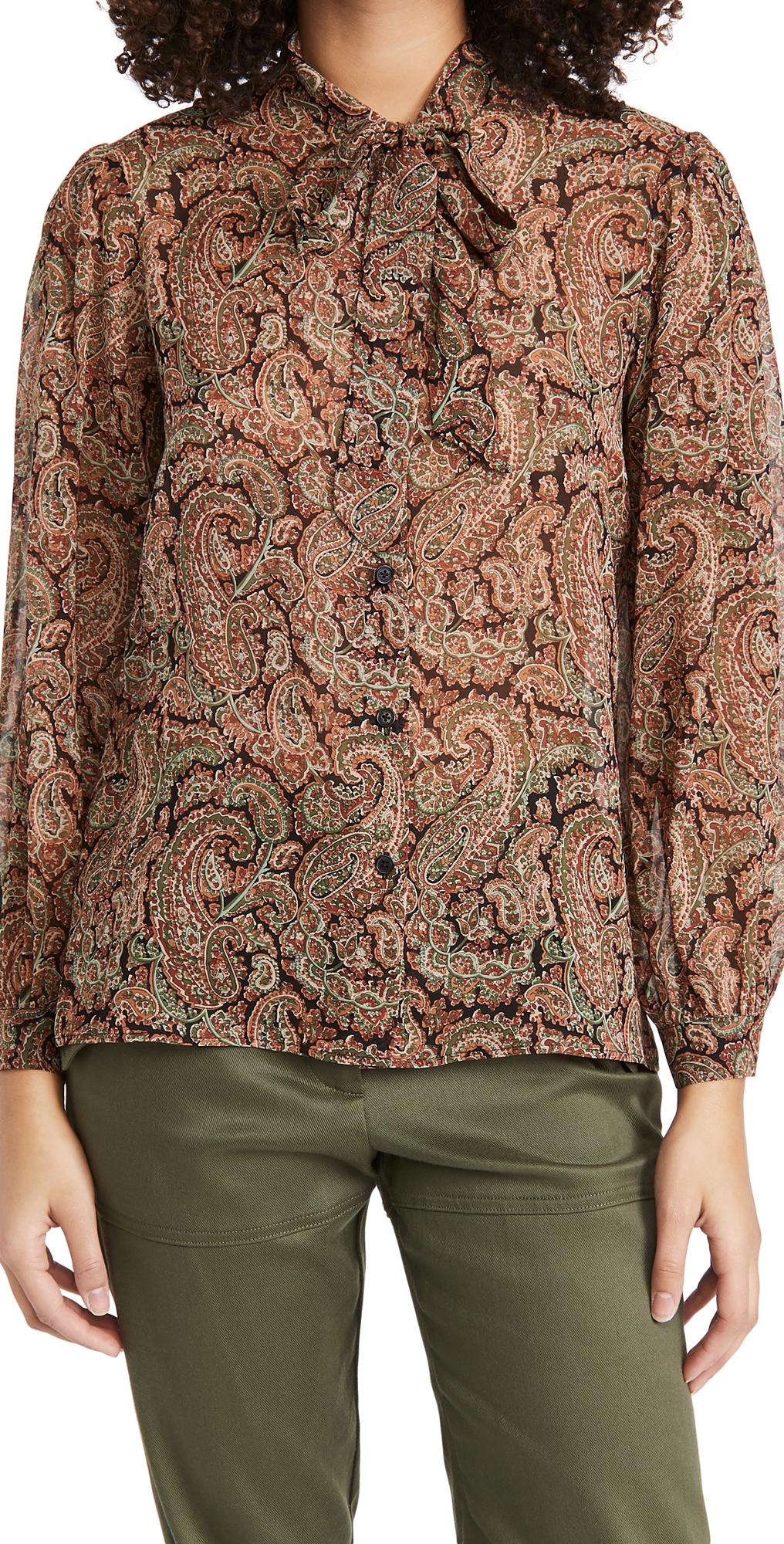 Nili Lotan Alessia Shirt