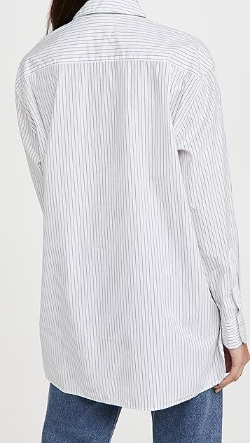Nili Lotan Yoke Shirt