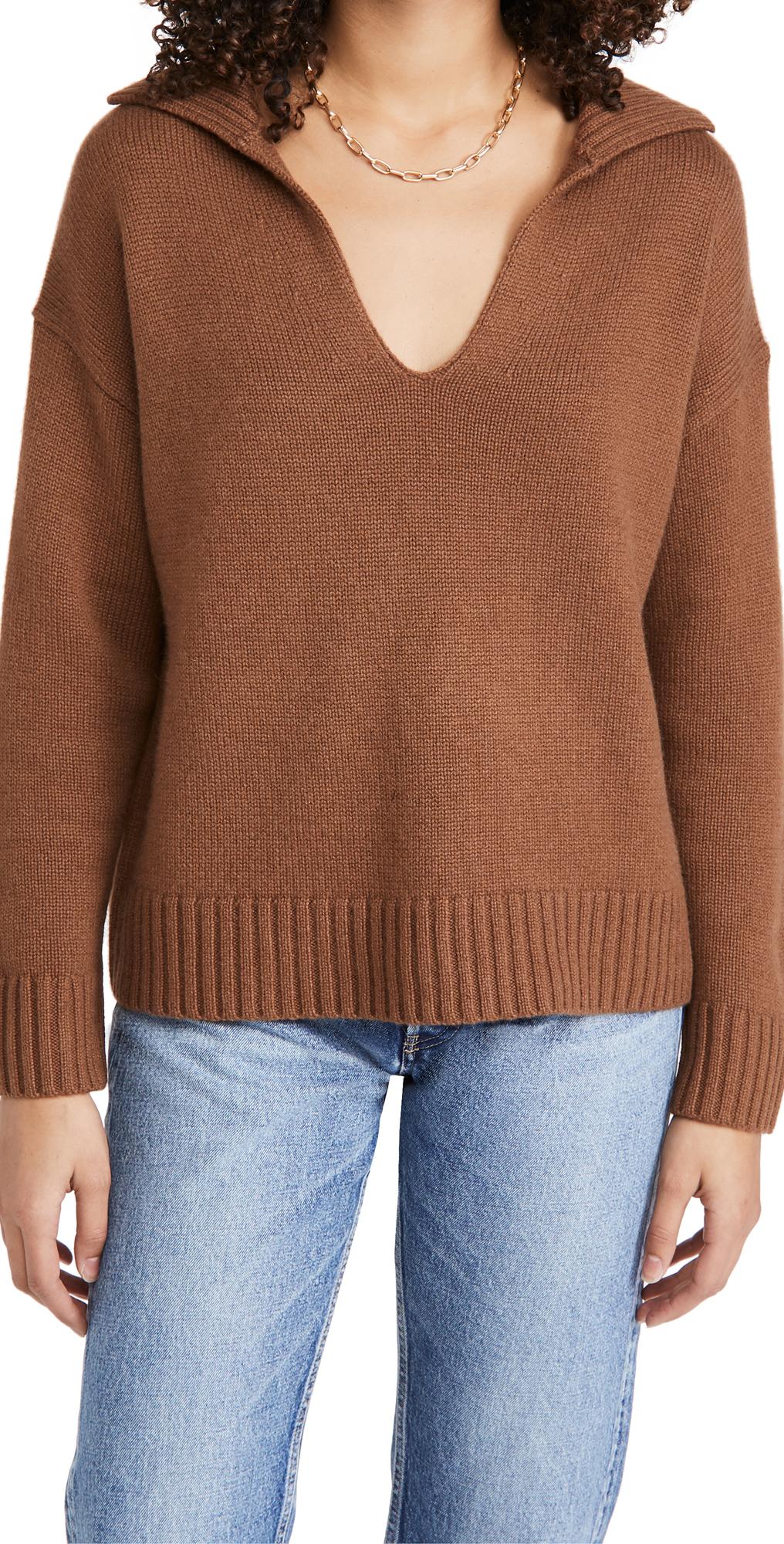 Nili Lotan Julie Cashmere Sweater