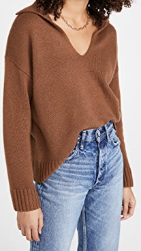 Nili Lotan Julie Cashmere Sweater