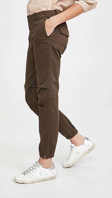 Nili Lotan 法式军旅风格长裤