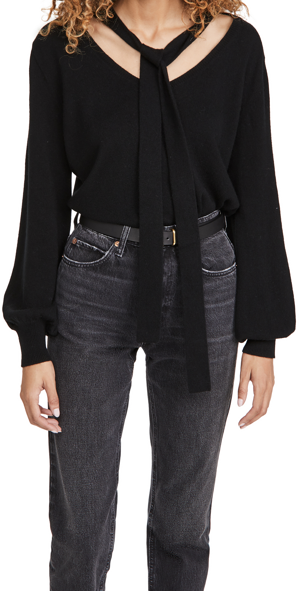 Nili Lotan Shaelyn Cashmere Sweater
