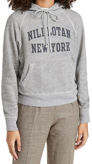 Nili Lotan Nili New York Gracie 连帽上衣