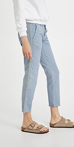 Nili Lotan - East Hampton Pants With Tape