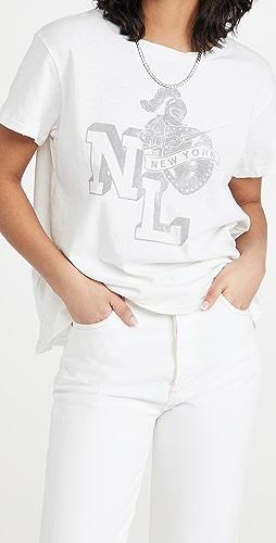 Nili Lotan - Printed Brady Tee