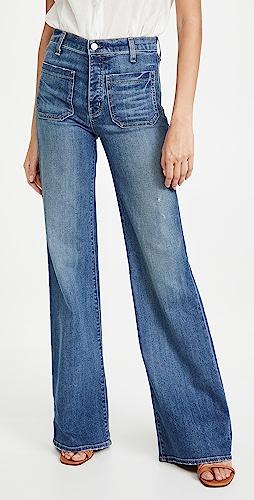 Nili Lotan - Florence 牛仔裤