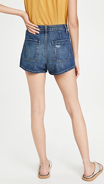 Nili Lotan Mollie 短裤