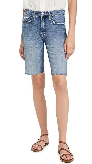 Nili Lotan Sydney Bermuda Shorts