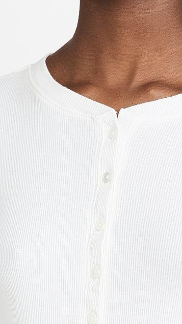 Nili Lotan Jordan 亨利衫 T 恤