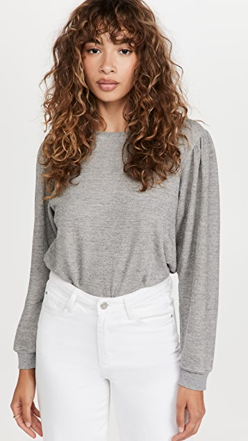 Nili Lotan Maggie 圆领运动衫