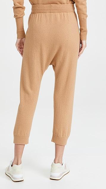 Nili Lotan Paris Cashmere Sweatpants