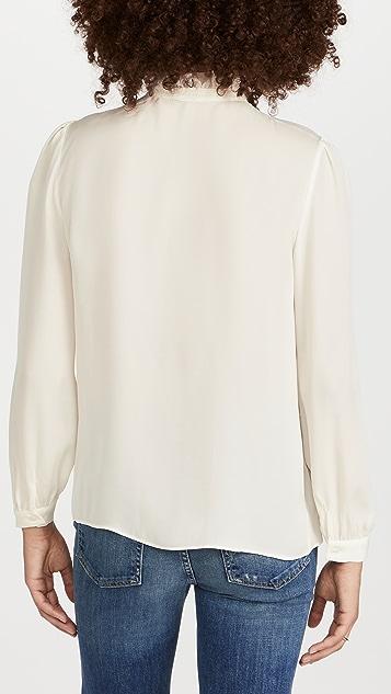 Nili Lotan Miera Shirt