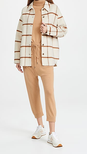 Nili Lotan Ralphie Cashmere Sweater