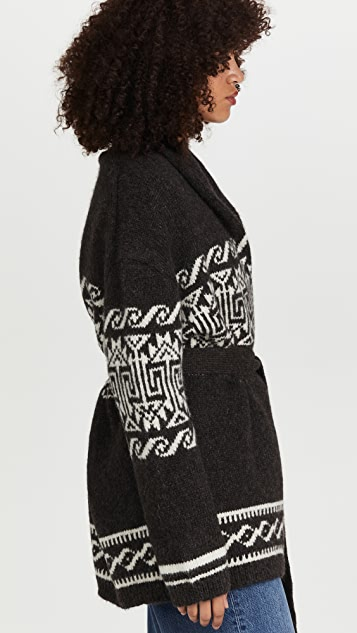 Nili Lotan Liliana Alpaca Sweater