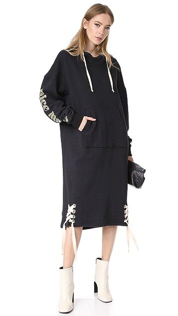 Nice Martin Max Sweatshirt Dress