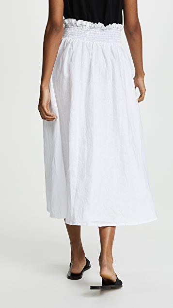 Nice Martin Sage Skirt