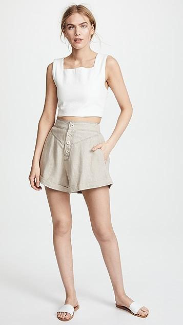 Nice Martin Daisy Shorts