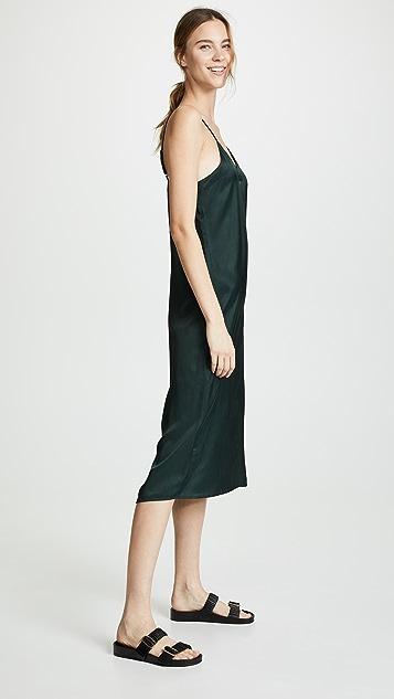 Nice Martin Dia Midi Slip Dress