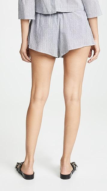 Nice Martin Lillie Shorts