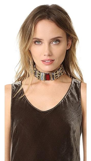 Nocturne Jenny Choker Necklace