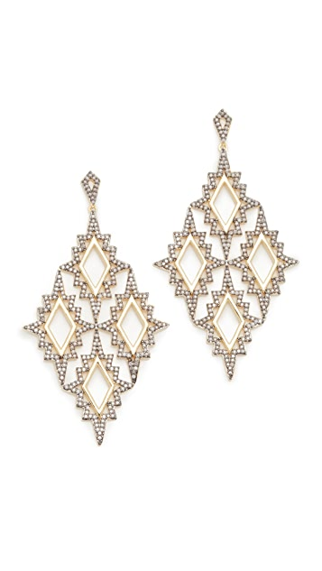 Noir Jewelry Adirondack Earrings