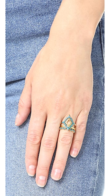 Noir Jewelry Наборные кольца Sea Level